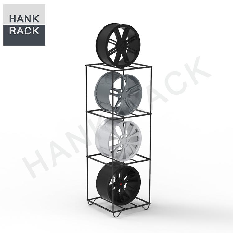 Wheel Rack 10