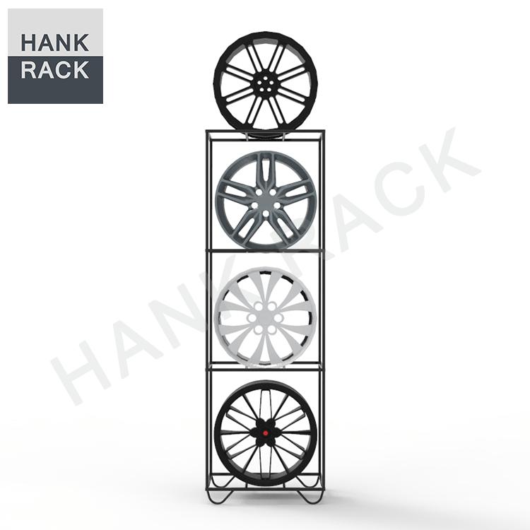 Wheel Rack 9